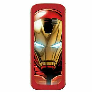 Lexibook Iron Man Phone Marvel Dual Sim 2G Unlocked Brand New Movie Phone