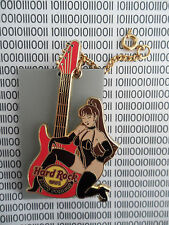 Hard Rock Cafe SANTO DOMINGO - Chain - Girl Series Pin