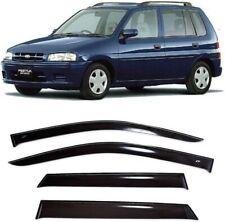 For Ford Festiva Hb 5d 1994-2001 Window Visors Sun Rain Guard Vent Deflectors