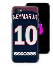 Neymar Jr PSG Paris St Germain Football étui pour téléPhone Coque Apple iPhone