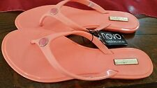 ♡♡♡NOVO KARLIE CORAL STYLISH Thongs SIZE 9 BRAND NEW SUMMER SHOES