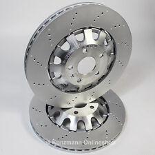 Original Audi A3 RS3 8P Bremsscheiben Bremsen 8P0615301C brake disc NEU Satz