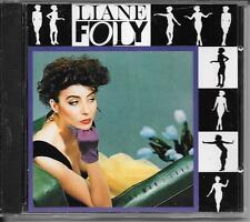 CD ALBUM 12 TITRES--LIANE FOLY--THE MAN I LOVE--1988