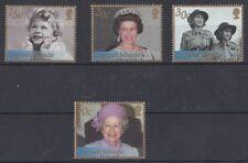 Cayman Island 2002 50 anniversario ascesa al trono Elisabetta II Mnh