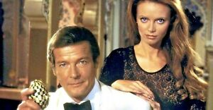 Octopussy Film Script / Screenplay. James Bond. Roger Moore, Maud Adams. 007