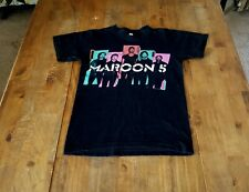 Maroon 5 2013 North American Tour Concert T-Shirt Size Adult Small