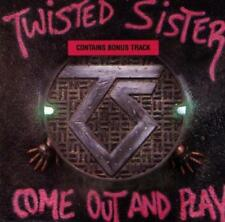 Twisted Sister - Come Out And Play - Extra Tracks (NEW CD)