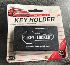 Magnetic Hide a Key Box : Keys Storage for Home or Car : Never Opened