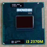 Intel Core i3-2370M CPU 2.4 GHz 3M SR0DP Socket G2 PGA988B Notebook Processor