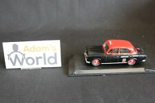Eligor Peugeot 403 1955 1:43 Taxi G7, red / black (JMR)