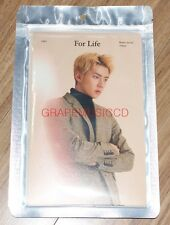 EXO SMTOWN COEX Artium SUM OFFICIAL GOODS FOR LIFE 4X6 PHOTO SET B NEW
