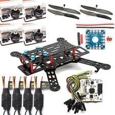 250MM Pure Carbon Fiber Quadcopter Kit CC3D Controller EMAX 2300KV Motor 12A ESC