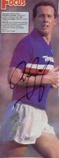 Liam Brady (Sampdoria) signed picture