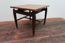 "Mid Century Danish Modern End Side Table 18"" x 18"" x 15.5"""