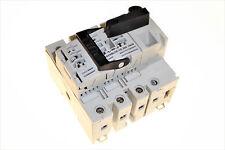 Switch disconnector fuse Fuserbloc CD 32A 10x38 690V Socomec 3 pole & neutral