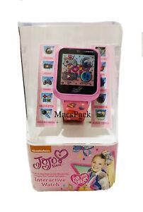 Jojo Siwa Interactive Smart Watch Camera USB Video Touch Screen Party