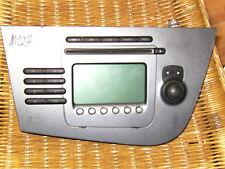 SEDILE ibiza radio cd player AUTORADIO SEDILE ibiza radio sez1z3e4505919 MP3