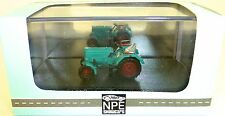 Borgward Tractor PROTOTIPO Verde Npe na99021 H0 1:87 emb.orig å