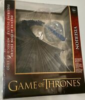 GAME of THRONES VISERION Ice Dragon Action Figure McFarlane Toys Deluxe Box HBO