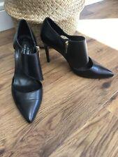 Lk Bennett Jasmine Shoe Size 7 40 Black Heel