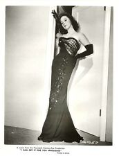 """SUSAN HAYWARD in """"I Can Get it for You Wholesale"""" Original Vintage Photo 1951"""