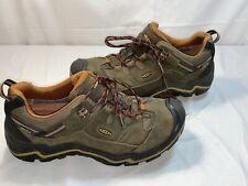 KEEN Durand Keen Dry Waterproof 1011552 Hiking Shoe Size 13 Made In USA Nice!