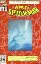 Web of Spider-Man - Vol. 1 Nr. 90 (1992), Holo Cover