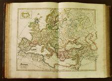 1854c,SPRUNER.Europa, zur Zeit der KREUZZUGE, European Empire,Germania,Danimarca