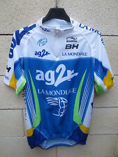 Maillot cycliste AG2R LA MONDIALE Tour de France 2008 Biemme maglia shirt XXL 6