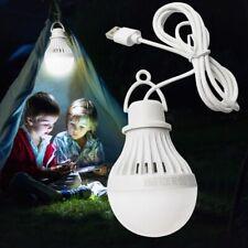Portable Camping Light USB Power Lgiht Camping Lantern USB Lamp Tent Light Gears