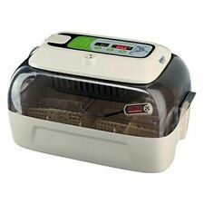 R-COM Pro 20 EGG Incubator FULLY Automatic Humidity Temperature with