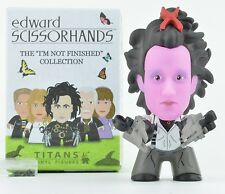 Edward Scissorhands I'm Not Finished Titans Vinyl Figure - Edward (Version 2)
