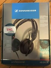 Sennheiser HD 25-1 II Professional Edition Headband Headphones  -Black
