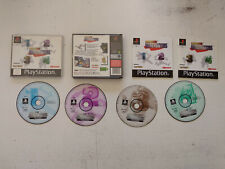Capcom Generations (ghost goblins..) 4cd+2notices Sony PS1 Playstation 1 PAL FR