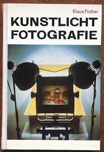 Fischer, Kunstlicht Fotografie, 6. Auflage 1980, 238 Seiten, Hardcover