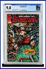 Bloodstrike #15 CGC Graded 9.8 Image November 1994 White Pages Comic Book