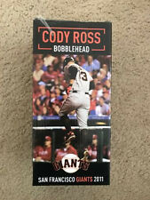 NIB - Cody Ross Bobblehead (San Francisco Giants) SGA 6/4/11 Game