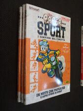 """PAPER SPORT N.4 - IN MOTO CON PAPERINO - CORRIERE SPORT PANINI - OTTIMO """"N"""""""