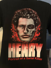 Henry - Portrait Of A Serial Killer T-shirt Officially Licensed