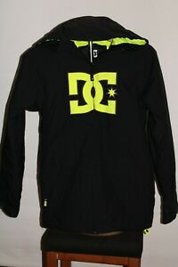 DC Shoes BOYS sz-16 10Kmm insulated hooded Snowboard/snow Jacket