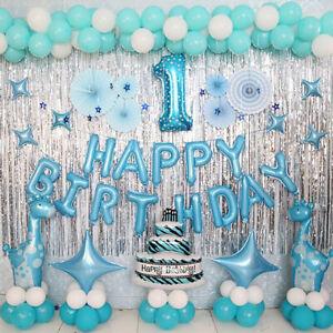 2m Foil Fringe Tinsel Shimmer Curtain Door Wedding Birthday Party Backdrop Decor