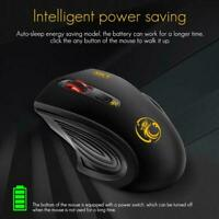Wireless Mouse USB Computer Mouse Silent Ergonomic Mause DPI Optical 2000 T9Q4