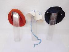 MES-55200Neuzeitliche 3 Teile Puppenhüte/Mützen Kopfdurchmesser ca.: 135-160mm