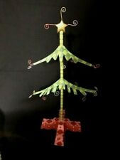"Department 56 Mini Christmas Tree Set 18.5"" tall"