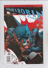 DC Comics! Batman and Robin: The Boy Wonder! Issue 5!