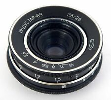 INDUSTAR 69 LENS 2.8/28mm M39 MADE IN USSR