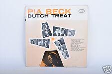 Pia Beck Dutch Treat 1957 Jazz