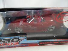 1:18 Maisto pro Rodz #31087 - 1968 Chevrolet Camaro Convertibile Rosso - Rarità