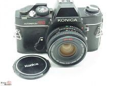 Konica TC SLR Kamera Objektiv Hexanon AR 1,8/40 mm lens Ø 55mm Streetfotografie