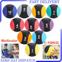 Rubber Ball/Soft Weighted Mini Medicine Ball For fitness Training